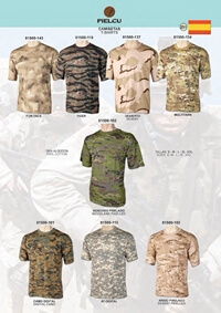 camping and survival shirts CAMOUFLAGE SHIRTS