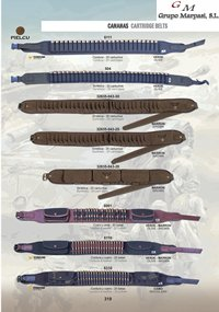 PIELCU CARTRIDGE BELTS