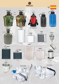airsoft equipment CANTEENS