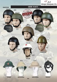 airsoft equipment HELMETS