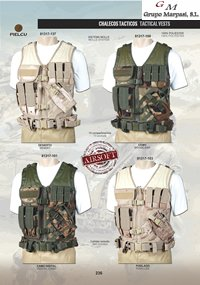 camping and survival  TACTICAL VESTS AIRSOFT 4