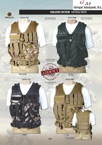 camping and survival  TACTICAL VESTS AIRSOFT 5
