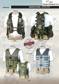 camping and survival  TACTICAL VESTS AIRSOFT 7