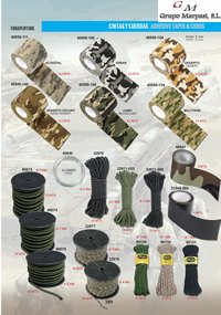 PIELCU ADHESIVE TAPES AND CORDS
