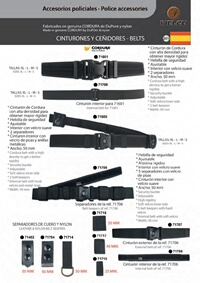 camping and survival belts BELTS