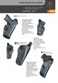 PIELCU HOLSTERS HANDGUN 2