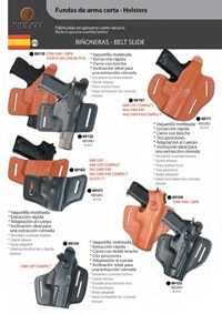 PIELCU HOLSTERS HANDGUN 3