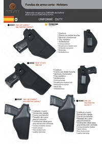 PIELCU HOLSTERS HANDGUN 4