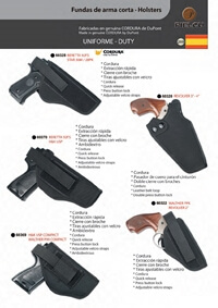 PIELCU HOLSTERS HANDGUN 5