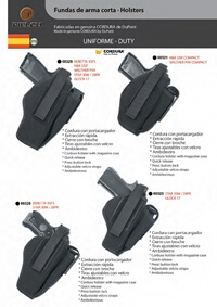 PIELCU HOLSTERS HANDGUN 6