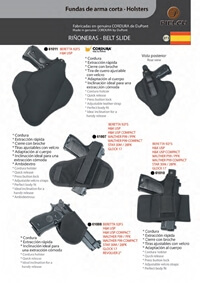 PIELCU HOLSTERS HANDGUN 7