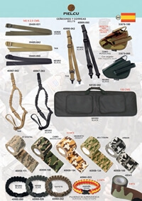 arms bags and briefcases BELTS AND SURVIVAL TAPES