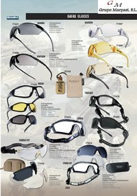 objects personal  SPORTS GLASSES BOLLE