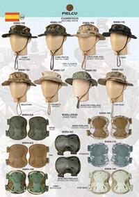 PIELCU KNEE AND HATS