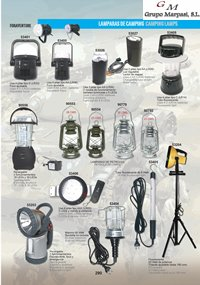 camping and survival  CAMPING LAMPS