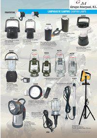 PIELCU CAMPING LAMPS