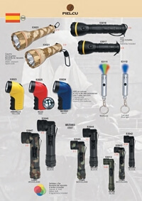 camping and survival  FLASHLIGHTS