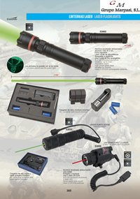 camping and survival  LASER FLASHLIGHTS