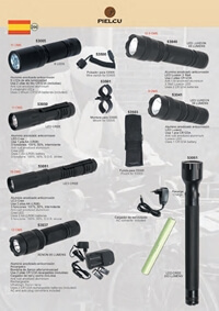 camping and survival  LED TACTICAL FLASHLIGHTS