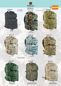 PIELCU BACKPACKS 3