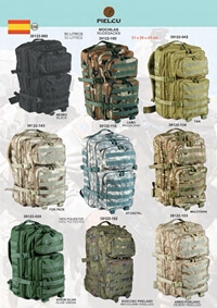 PIELCU BACKPACKS 4