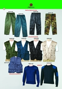 camping and survival  WATER PANTS AND VESTS