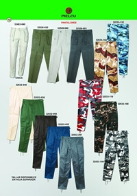camping and survival pants TROUSERS M65