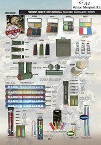 airsoft accessori DIPINTI E LUCI