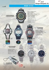 camping and survival  SPORT WATCHES