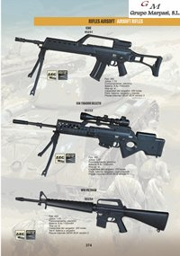airsoft  RIFLES AIRSOFT JING GONG WORKS