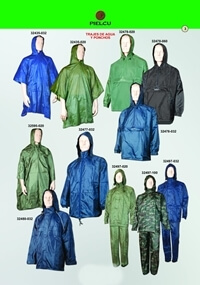 airsoft equipment WETSUITS AND PONCHOS