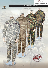 airsoft equipment ARMY SUITS