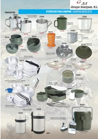 PIELCU CAMPING UTENSILS