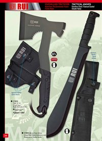 tactical knives  MACHETES AND AX