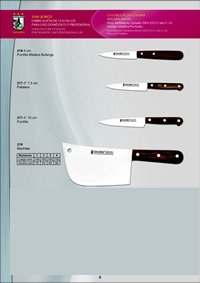 professional knives cook KITCHEN KNIVES 3