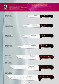 SAN JORGE BUTCHER KNIVES