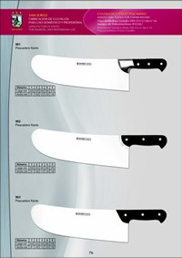 KNIVES FISHMONGER