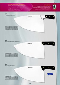 SAN JORGE FISH KNIVES
