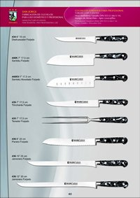 professional knives cook PROFESSIONAL KNIVES