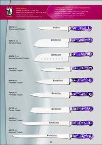 SAN JORGE METHACRYLATE PROFESSIONAL KNIVES