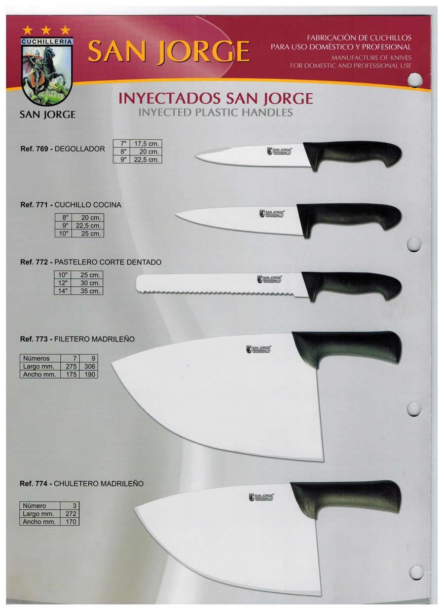 Cuchilleria profesional carnicero cuchillos inyectados 2 for Cuchilleria profesional cocina