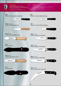 SAN JORGE SPRIGS AND HAM KNIFE.
