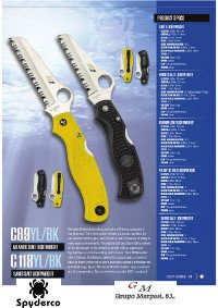 professional knives  SALT SERIES 2 RESCUE & SAILORS KNIVES