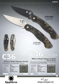hunting knives  MILTARY KNIVES DIGICAM HANDLE