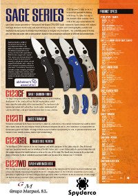 pocketknives tactical SAGE SERIES FOLDING TACTICAL KNIVES