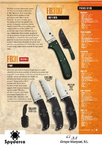 hunter messer monteria messer SOUTH FORK & ENUUF OUTDOOR MESSER