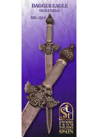 SWORDS FROM TOLEDO DAGA DE AGUILA 192F