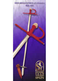 SWORDS FROM TOLEDO DESCABELLO TOROS 651