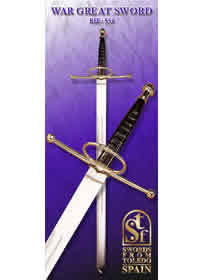 swords ESPADON DE GUERRA 534