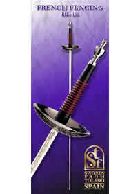 swords FLORETE FRANCES 164